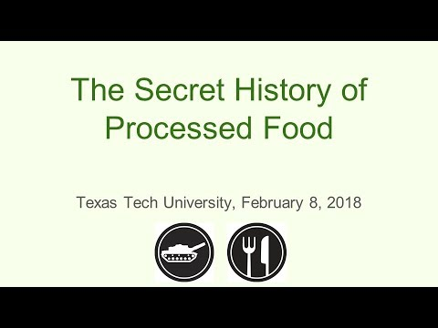 Food and the Military: The Secret History of Processed Food
