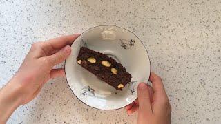 Безглютеновый шоколадный кекс / Безглютеновые рецепты