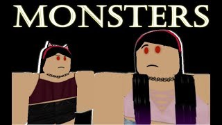 (Control - Halsey) MONSTERS - Vampire Roblox Series - Episode 1