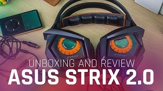 ASUS Strix 2.0 Unboxing and Review