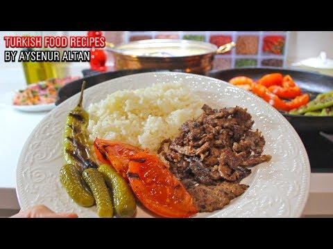 Doner Kebab Recipe At Home! By Turkish Food Recipes