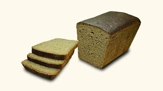 Хлеб ржано-пшеничный простой (бездрожжевой)