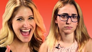 Repeat youtube video Sisters Tell Their Worst Fight Stories
