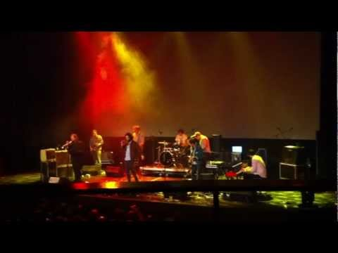 Destroyer - Kaputt, Live @ Optimus Primavera Club, Guimarães PT 30-11-2012