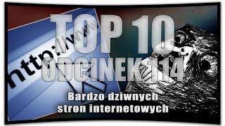 TOP 10 Bardzo dziwnych stron internetowych #114