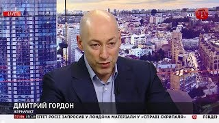 """Дмитрий Гордон на крымскотатарском канале """"ATR"""". 29.03.2018"""