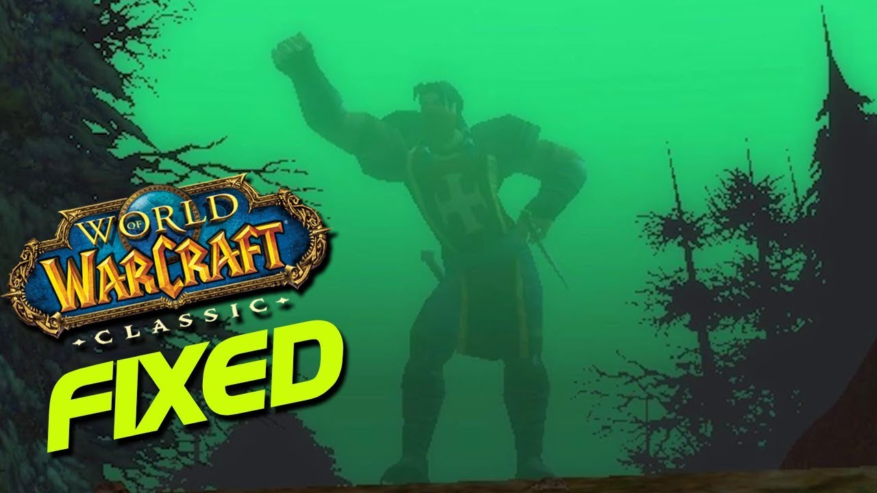 So They Fixed World of Warcraft... thumbnail
