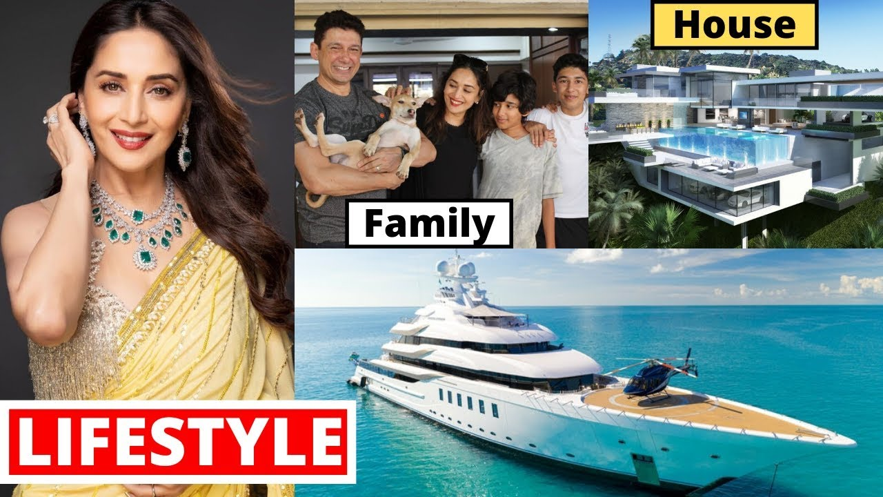 Download Madhuri Dixit Lifestyle 2020, Salary, House, Husband, Cars, Family, Biography,Movies,Son & Net Worth