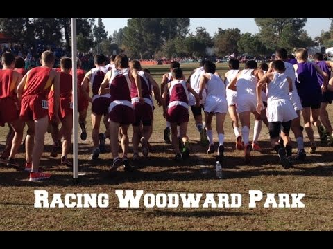 How to Race Woodward Park