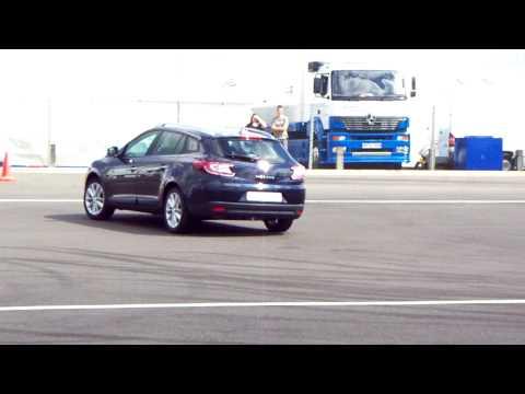 Renault Megane ESP demo