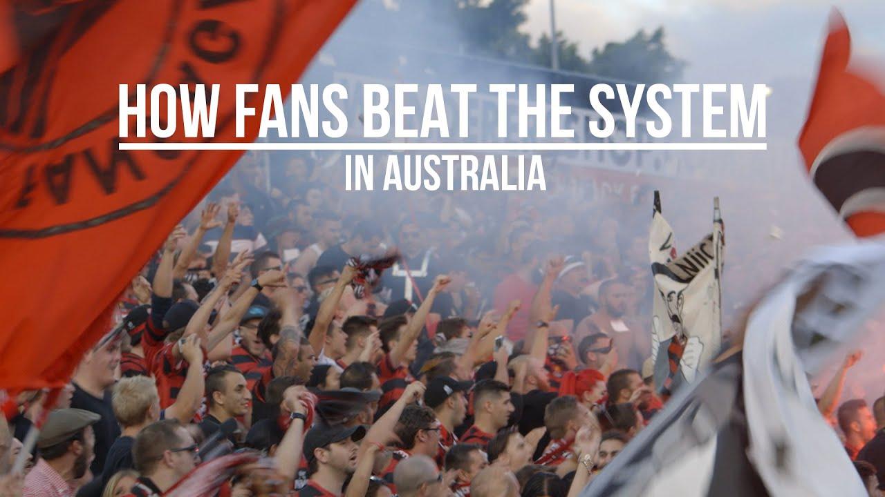 Football Fans Fight Back in Australia