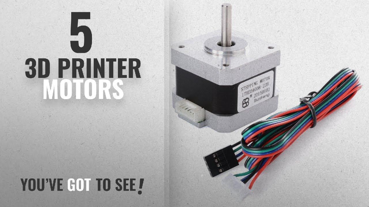 Top 10 3d Printer Motors 2018 Nema 17 2 Phase 4 Wire Stepper Wiring Motor 18 Degree For 42