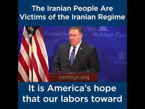 The Iranian People Are Victims of the Iranian Regime | The Heritage Foundation