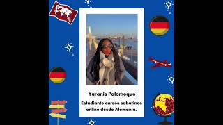 Yuranis Palomeque -estudiante cursos sabatinos FCAB