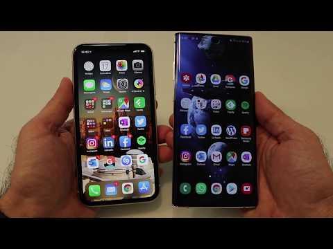 Galaxy Note 10+ X IPhone 11: Qual é O Melhor Celular Para Você?