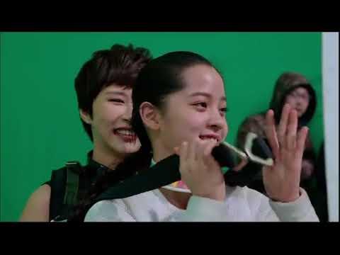 Making scenes of Bleeding Steel | Jackie Chan