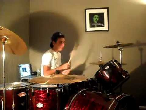Maroon 5 - Not Falling Apart Tiesto Remix Drum Cover