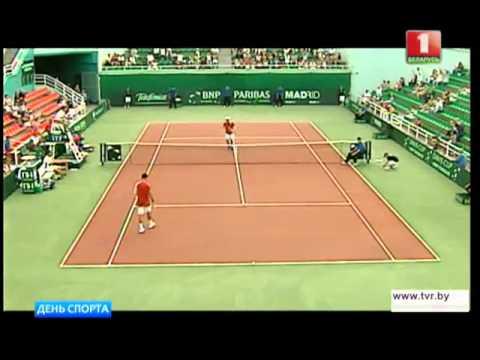 Илья Ивашко победил в теннисном турнире в Узбекистане