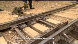 ►HQ◄ Balanço Geral SP 30/08/13 - História do Povo # Túnel da Morte (1/2)