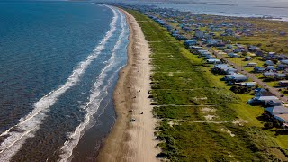 The Colorful History Of Grand Isle & Its Uncertain Future