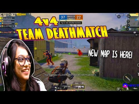 🔴4v4-deathmatch-plus-new-map!-happy-birthday-brijesh!-#pubgmobile-live-#317