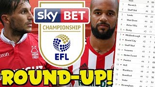 HOW WILL YOUR CLUB FINISH THE SEASON? The Championship Round-Up! UPSETS, BIG GOALS & MORE!