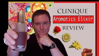 Perfume review Aromatics Elixir by Clinique.