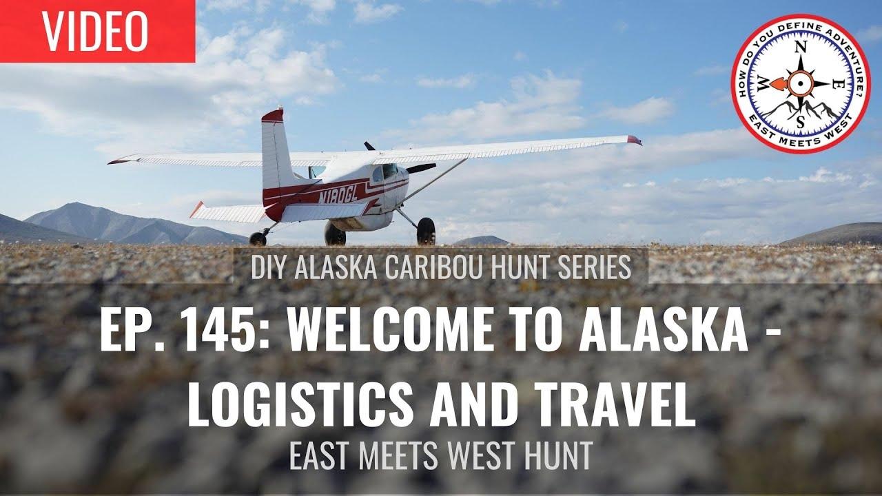 DIY ALASKA CARIBOU HUNTING VIDEO PODCAST SERIES