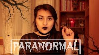 Yaşadığım paranormal olay!