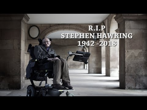 Stephen Hawking, who conquered the stars, dies at 76