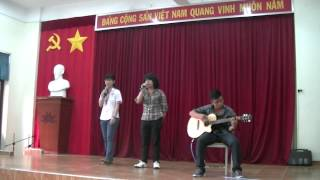 "Song ca ""Quê Hương Việt Nam"" - FTU Hallmark 2012 -  K51A"