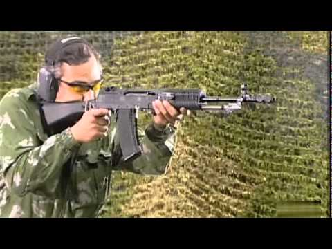 5 AN-94 Abakan (slow motion)