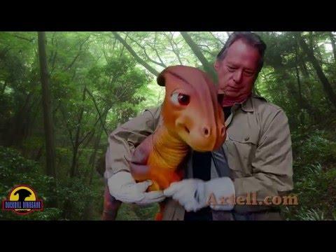 Duckbill Dinosaur!