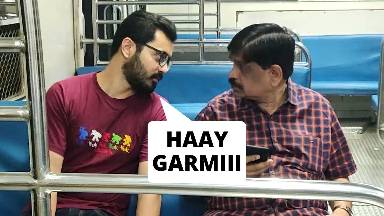 HAAY GARMI | TRAIN VIDEO | BECAUSE WHY NOT | EP 14