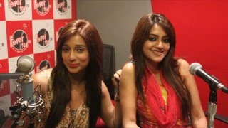 Power Girl | Nusrat Jahan & Sayantika | Film Power Promotion | At Fever 104 FM Studio