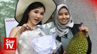 Malaysia-China frozen durian exports to reach 1,000 metric tonnes monthly
