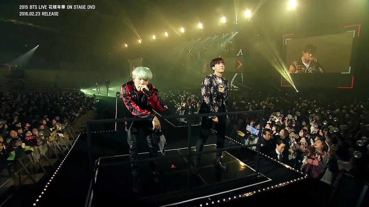 방탄소년단 '2015 BTS LIVE 화양연화 on Stage' DVD preview spot - YouTube