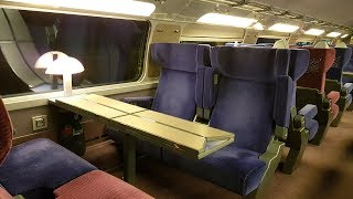 Full Train Ride from Paris to Barcelona AVE - SNCF [Relaxation Sounds]