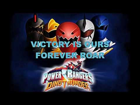 Power Rangers Dino Thunder Lyrics