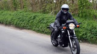 BMW K75 Motorcycle - What can go wrong!