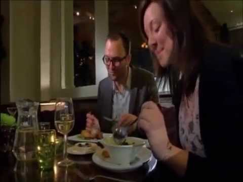 Chris Keenan on Dinner Date (ITV1)