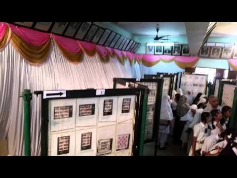 Philately Exhibition of Mr Sayed Nooruddin Bellary at Gadag. Aug 2014(3)