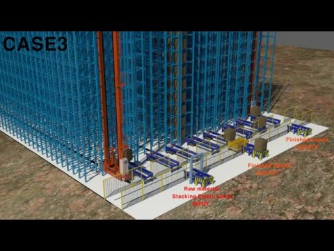 Elite Storage Solutions - Rack Supported Building & ASRS Installation