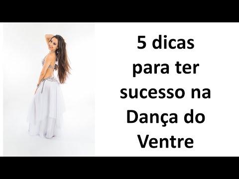 5 Dicas Para Ter Sucesso na Dança do Ventre - Patrícia Cavalcante