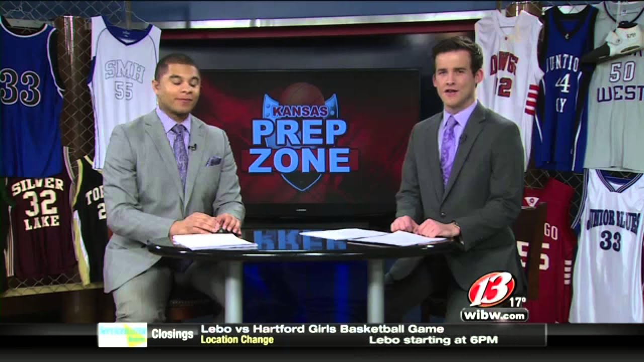 13 Sports - Kansas Prep Zone