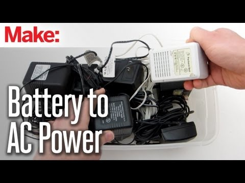 diy-hacks-&-how-to's:-convert-a-battery-powered-device-to-ac-power