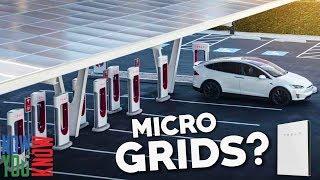 Tesla Time News - Tesla Micro Grids?