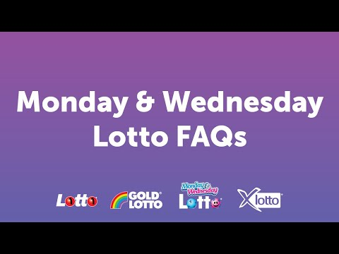 Monday & Wednesday Lotto - FAQs