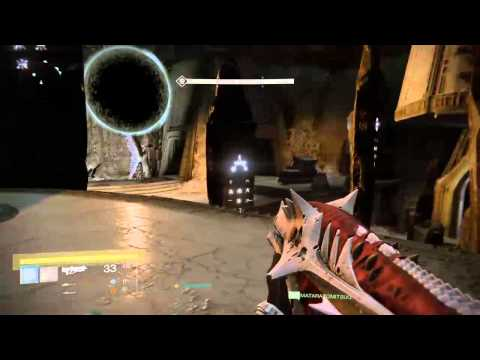 Destiny the taken king fall hard mode Orix Raid
