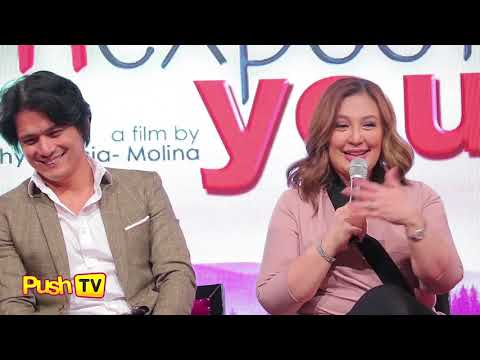 "Push TV: Sharon Cuneta on Robin Padilla: ""Robin is my favorite leading man"""